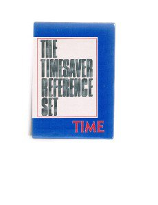 THE TIMESAVER REFERENCE SET - Dictionary -Thesaurus -Grammar -Factfinder-Medical