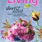 MARTHA STEWART LIVING Magazine March 2013-Irish Brunch-Antique Fairs-Travel Bags