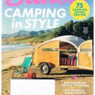 Sunset Magazine May 2015- Camping In Style-Day Trips Santa Fe to Seattle-Recipes
