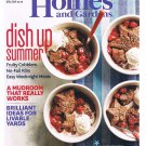 Better Homes And Gardens magazine July 2015-Fruity Cobblers-Easy Weeknight Meals