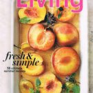 Martha Stewart Living June 2013-Summer-Food Issue -56 recipes -Sewing Projects +