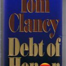 Debt of Honor by Tom Clancy - Jack Ryan FE