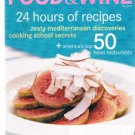 FOOD & WINE Magazine May 2002 - 24 Hours Of Recipes-Cooking School Secrets-Kabul