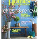 Better Homes And Gardens Magazine February 2015-Valentine Gifts-Favorite Stews +