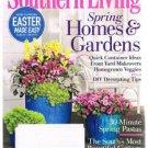 Southern Living Magazine April 2015-Easter-Spring Homes & Gardens-Spring Pastas