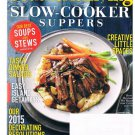 Southern Living January 2015 -Slow Cooker-Decorating Resolutions-Island Getaways