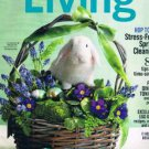 Martha Stewart Living April 2014-Stress Free Spring Cleaning-82 Tips-Time Savers