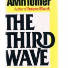 THE THIRD WAVE by Alvin Toffler - Stated First Edition - HB DJ