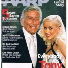 AARP Magazine September 2007-Tony Bennett - Christina Aguilera Cover-Andrew Weil