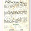 BARGAIN BULLETIN - Zenith Stamp Company 1954 - Catalog - Booklet