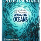 Smithsonian Magazine September 2008- Saving Our Oceans-Lincoln-Douglas-Macau +
