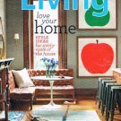 MARTHA STEWART LIVING September  2011 Home Style-Glass