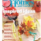 BETTER HOMES & GARDENS September 2012 -Katie Couric-Heidi Klum-Guy Fieri-Style +