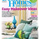 BETTER HOMES AND GARDENS Magazine February 2014-Think Spring-Easy Makeover Ideas