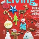 Martha Stewart Living Magazine December 2013-Cookies -76 Budget Friendly Gifts +