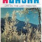 ALASKA Magazine February 1973 -Sportsman -Sonora- Pike-Sand Point-Kamishak-Birds