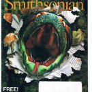 SMITHSONIAN Magazine April 2012-Titanoboa Monster Snake-Casanova-Tigers-Basques