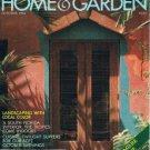 SOUTH FLORIDA HOME & GARDEN October 1984 Magazine - Miami - Premier Issue