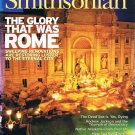 SMITHSONIAN Magazine October 2005-Dead Sea-Matisse-Glory of Rome-Banana-Dead Sea