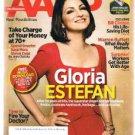 AARP Magazine August 2013 -Money -Gloria Estefan-Bill Clinton Diet-Warren Buffet