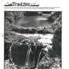 TRAVLTIPS Freighter Bulletin magazine-booklet-September 1976-Lykes Line-Odessa +