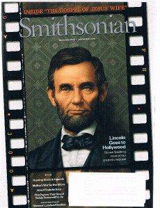 SMITHSONIAN Magazine November 2012-Lincoln Goes Hollywood-Jesus Wife-Seoul-Ebola