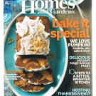 Better Homes And Gardens magazine November 2014 -Pumpkin-Hosting Thanksgiving