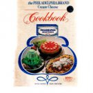 PHILADELPHIA BRAND CREAM CHEESE COOKBOOK-100th Anniversary -Recipes- Kraft -1981