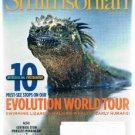 SMITHSONIAN Magazine January 2012-Evolution World Tour-Annie Leibovitz America +