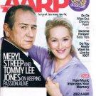 AARP Magazine August 2012 -Meryl Streep-Tommy Lee Jones- Dr Oz-Social Security +