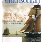 Smithsonian Magazine May 2007 Sail Jamestown-Gilgamesh-Cajun Country-Mozambique
