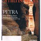 Smithsonian Magazine June 2007-Petra-Origami-Grand Teton Park-Honeybees-Malaria