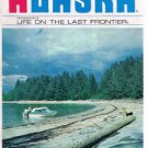 ALASKA Magazine May 1972 - Sportsman - Eagles-Homer -Tlingit Indian Masks -Trout