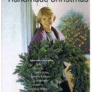 Martha Stewart Living-HANDMADE CHRISTMAS-Wreaths-Ornaments-Candles-Gifts-Wraps +