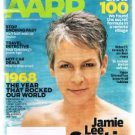 AARP Magazine May 2008 - Jamie Lee Curtis - Dr Andrew Weil On Safe Soy +