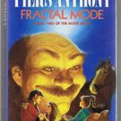 FRACTAL MODE by Piers Anthony - Book Two Mode Series- - First Edition - Fantasy