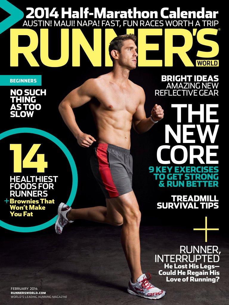 Runner's World Magazine (1 year subscription)