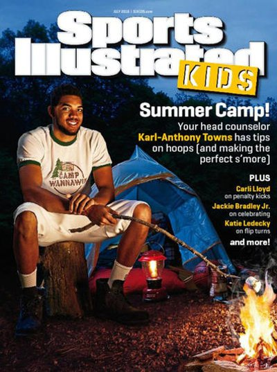 Sports Illustrated Kids Magazine Subscription 1 year 12 issues