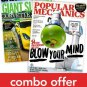 Car and Driver/Popular Mechanics Combo Magazine 1 Year 22 Issues