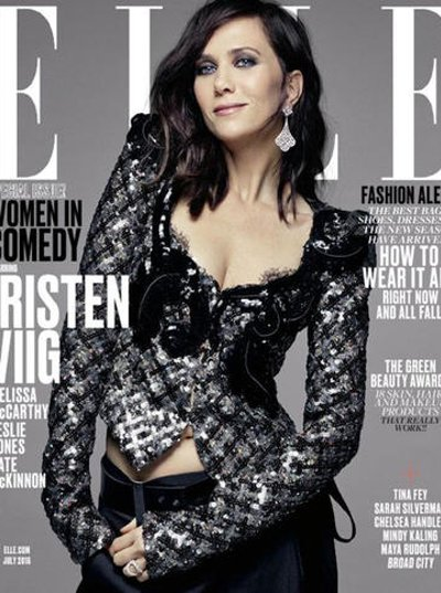 Elle Magazine Subscription, 1 Year, 12 Print Issues