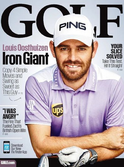 Golf Magazine Subscription 1 Year 12 Issues