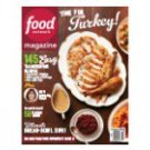 Food Network Magazine Subscription ,1 Year, 10 Print Issues