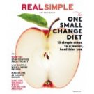 Real Simple Magazine Subscription 1 Year 12 Issues