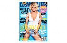 Cosmopolitan Magazine Subscription 1 Year 12 Issues