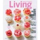 Martha Stewart Living Magazine Print Subscription 1 Year 10 Issues