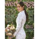 Martha Stewart Weddings Magazine Subscription, 1 Year, 4 Print Issues