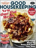 Good Housekeeping Magazine Print Subscription, 1 year, 12 issues