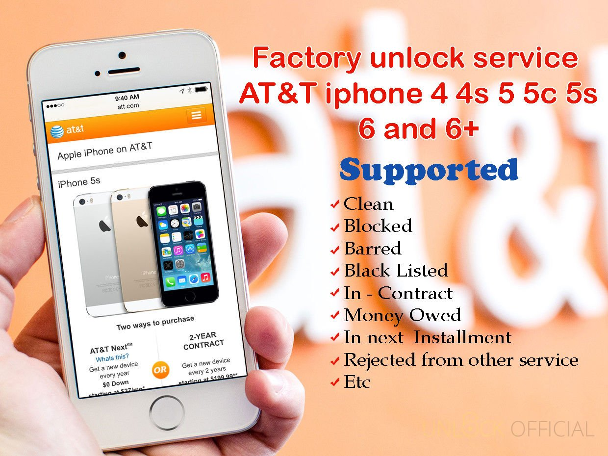 at t iphone unlock service at amp t att iphone unlock service 4 4s 5 5c 5s 6 6 blocked 13511