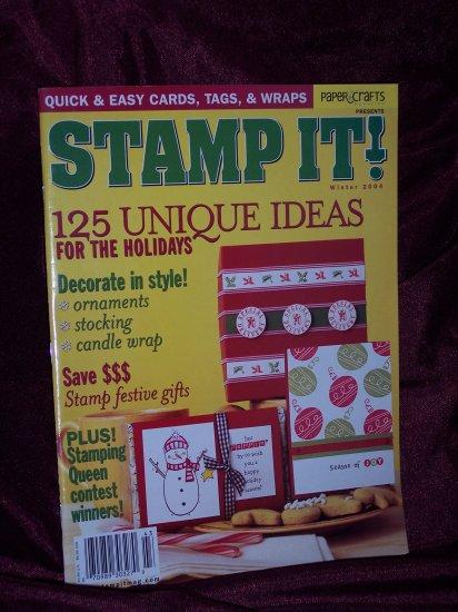 Stamp It!   Winter  2004