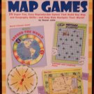 Great Map Games from Scholastic Grades 3-6